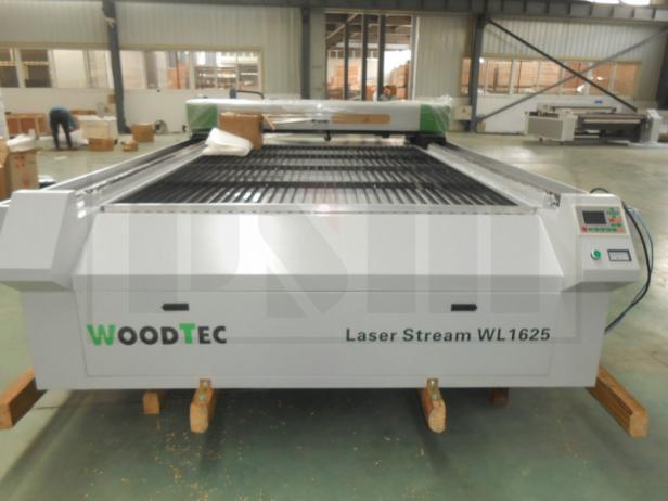 WoodTec LaserStream WL 1625