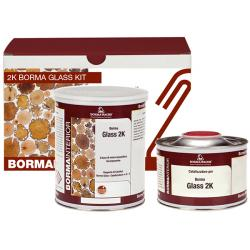 Borma Glass 2K Kit