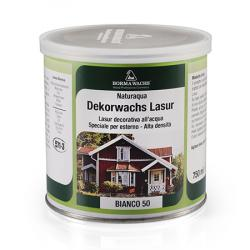 Naturaqua Dekorwachs Lasur - Waterborne finishing 3 in 1
