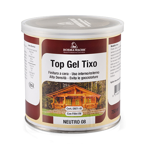 top gel tixo Лак тиксотропный
