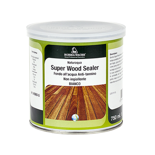 super wood sealer nat4089-s Грунт-изолятор Super Wood Sealer